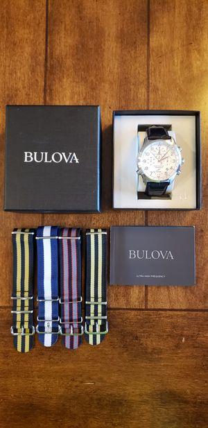 Bulova Precisionist Chronograph Men's Watch, Bran New for Sale in Oviedo, FL