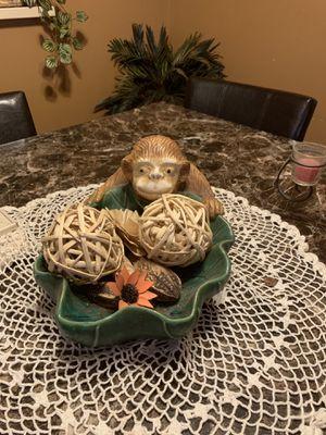 Cute Monkey Bowl for Sale in Lutz, FL