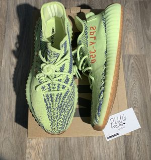 Yeezy 350 frozen yellow for Sale in Annandale, VA
