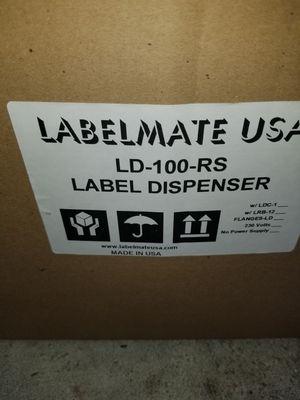 Label dispenser for Sale in Winter Haven, FL