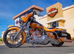 2004 Custom Harley Davidson flht for Sale in Las Vegas, NV