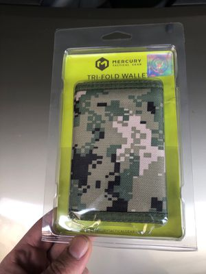 Tactical Field Tested Wallet for Sale in Lincoln Acres, CA