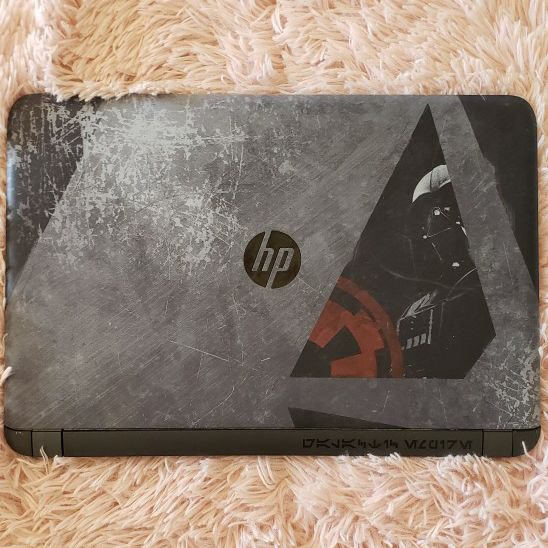 HP 15 Special Edition Star Wars Laptop