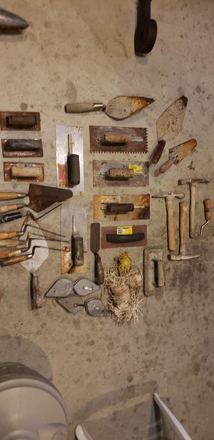 Used Mason Tools for Sale in undefined