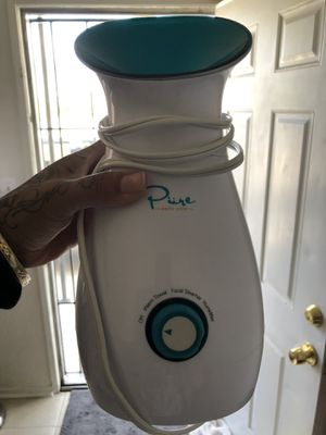 Facial steamer for Sale in Hesperia, CA