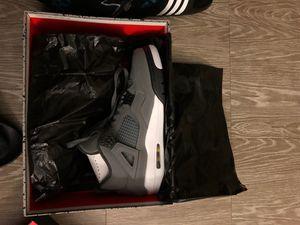 """Jordan 4 """"cool grey"""" size 11.5 for Sale in Antioch, CA"""