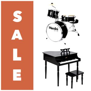 Toddler drum set + xylophone piano. for Sale in NO POTOMAC, MD