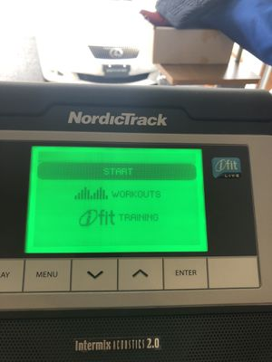 Nordictrack elliptical machine for Sale in Saddle Brook, NJ