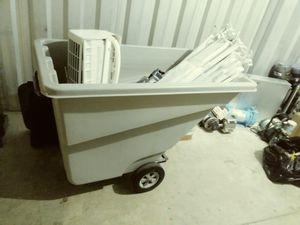 Utility Dump Cart Heavy Duty for Sale in Fort Wayne, IN