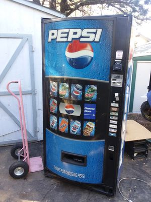 Soda vending machine for Sale in Payson, AZ