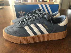 Adidas Samba Athletic Shoe women's US Size 9 for Sale in Portland, OR
