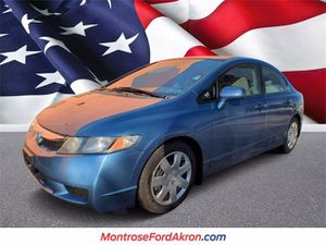 2010 Honda Civic Sdn for Sale in Fairlawn, OH