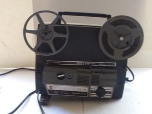 GAF Ancovision 488 Dual 8MM Projector AS IS for Sale in Atlanta, GA
