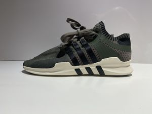 [BY9394] Mens Adidas Originals EQT Equipment PK Primeknit Sneaker Green SX 9.5 for Sale in Salt Lake City, UT