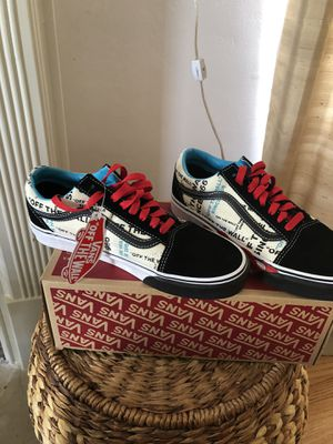 Vans size 7.5 for Sale in Altadena, CA