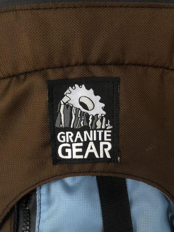 Granite Gear Nimbus Meridian Ki, Top 25 rates weekend packs.