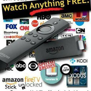Limited time offer,unlock fire tv stick for Sale in Boynton Beach, FL