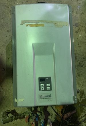 Rinnai Tankless Hot Water Heater for Sale in Puyallup, WA