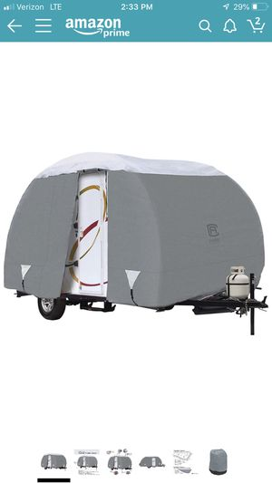 Travel Trailer Cover for 16' for Sale in Ruston, WA