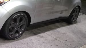 5x114 wheels Mazda 17 good tires $350 for Sale in Reading, PA