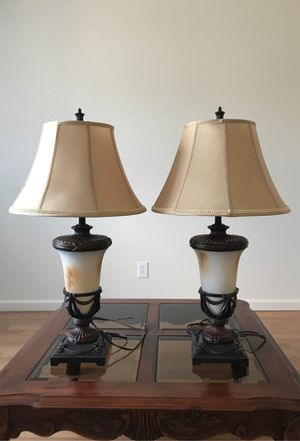 Table lamps for Sale in Fresno, CA