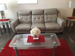 Sofa and loveseat recliner's for Sale in Fairfax, VA