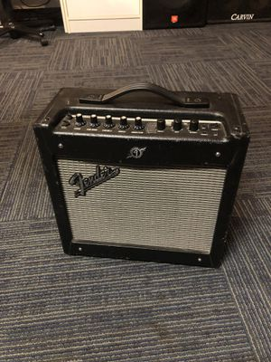 Fender mustang 1 amp for Sale in Newark, CA