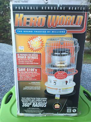 10,500 BTU Kerosene Heater for Sale in Millsboro, DE