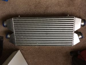Universal Performance Turbo Intercooler 27 x 11 x 3in for Sale in Vancouver, WA