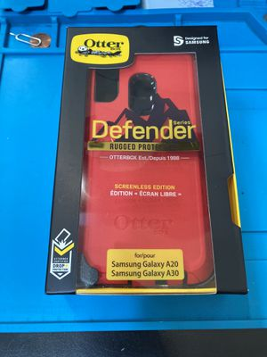 Samsung Galaxy A20 Defender OtterBox for Sale in Aurora, CO