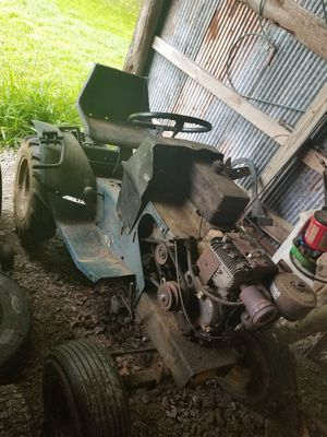Tractor and turning plow. for Sale in Foxtown, KY