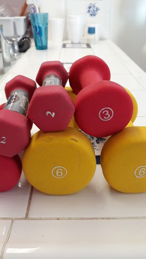 Weight set (hand) for Sale in Banning, CA