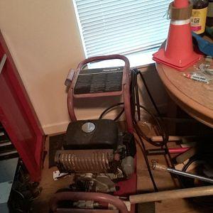 gas pressure washer for Sale in Tacoma, WA