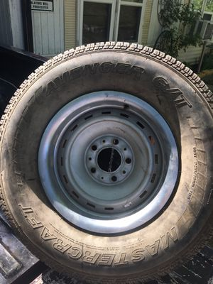 X2 Chevy rally wheels and tires for Sale in Fenton, MO