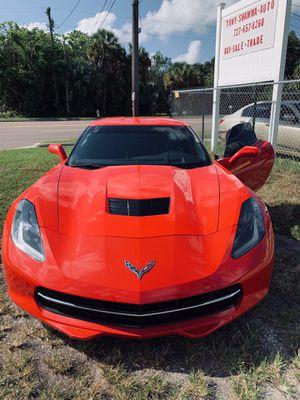 2014 Chevy Corvette Stingray LT for Sale in Pinellas Park, FL