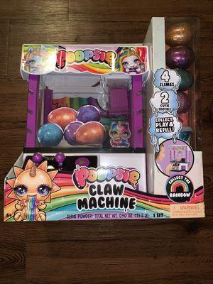 Poopsie Claw Machine for Sale in Lynchburg, VA