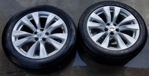 """2011-2017 INFINITI M37 M56 Q70 18"""" INCH WHEELS RIMS WITH TIRES LUG PATTERN 5X114.3 ONLY 2 RIMS LEFT for Sale in Fort Lauderdale, FL"""