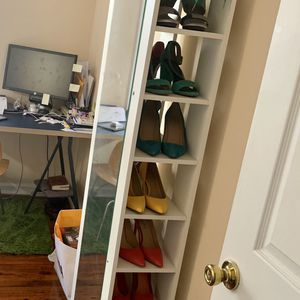 Shoe Closet 18-Pair Shoe Rack Shelf for Sale in Queens, NY