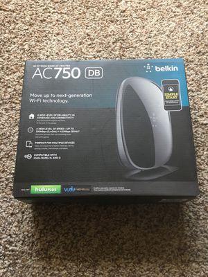 Belkin WiFi Dual AC+Router for Sale in Minot, ND