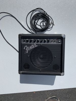 Fender Frontman amp suitable for practicing for Sale in Payson, AZ