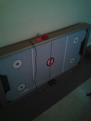 Air hockey table good condition for Sale in Washington, DC