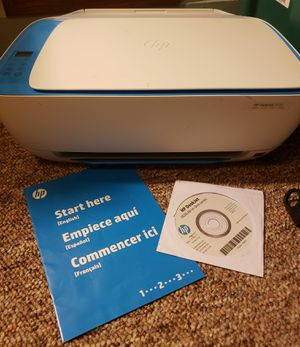 HP photosmart 3630 3 in 1 copy, scan, fax, web printer for Sale in Quincy, IL