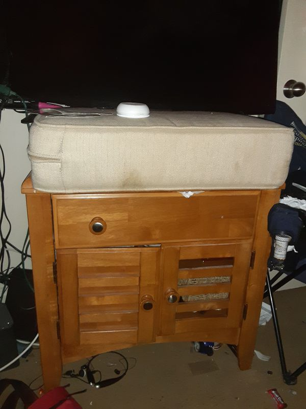 Dresser & Night stand