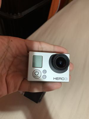 GoPro Hero 3 with mounted case for Sale in Washington, DC