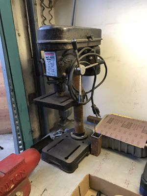 Table top drill press for Sale in Long Beach, CA