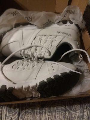 Reebok, steel toe,women's 8.5 shoe for Sale in Marysville, OH