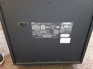 15 watt Fender Mustang 1 Guitar Amp for Sale in Evansville, IN