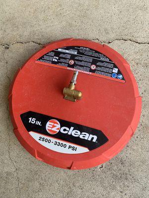 EZ clean pressure washer attachment for Sale in Montgomery, AL