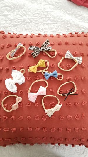 Little JoJo Handmade Bows set for Sale in Moreno Valley, CA