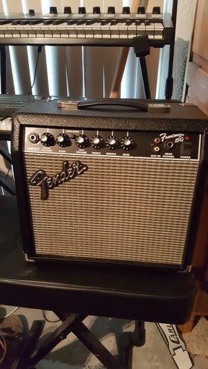 Fender amplifier for Sale in Riverside, CA